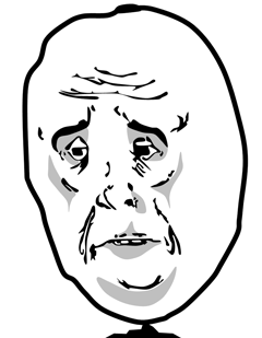 Sad face after realizing you can't change your Office 365 tenant name